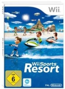 Wii Sports Resort + Remote Plus (White)