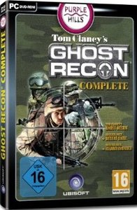 Tom Clancys Ghost Recon - Complete (Purple Hills Black)