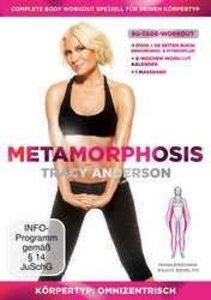 Tracy Anderson - Metamorphosis Körpertyp: Omnizentrisch Problemz