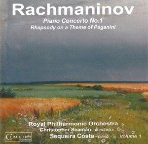 Klavierkonzert 1/Paganini Rhapsodie