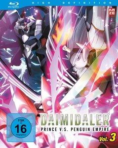 Daimidaler - Mediabook Vol. 3 (Blu-ray)