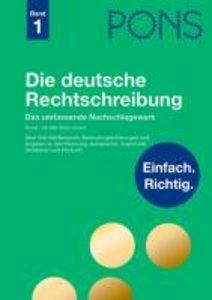 PONS Die deutsche Rechtschreibung inkl. CD-ROM