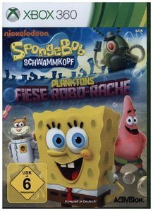 SpongeBob Schwammkopf - Planktons fiese Robo-Rache