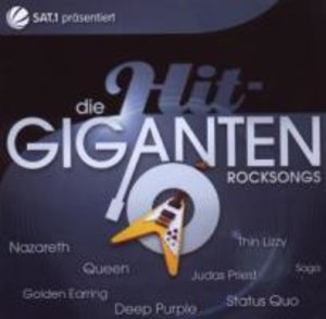 Die Hit Giganten-Rocksongs