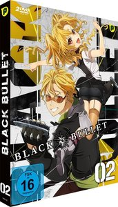 Black Bullet - DVD 2 (2 DVDs)