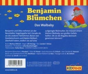 Folge 093: Das Walbaby