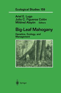Big-Leaf Mahogany