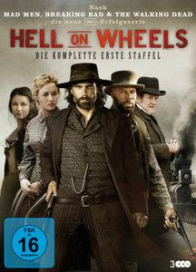 Hell on Wheels - Die komplette 1. Staffel