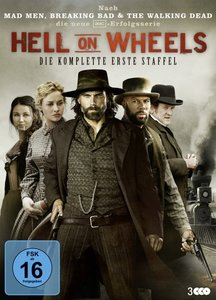 Hell on Wheels - Die komplette 1. Staffel