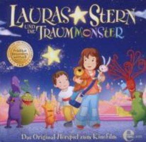 Lauras Stern. Laura und die Traummonster. Das Original-Hörspiel