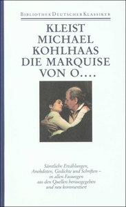 Kleist, H: Sämtl. Werke 3