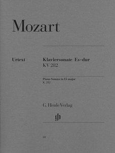 Klaviersonate Es-dur KV 282 (189g)