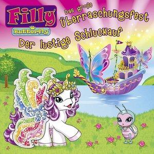 Filly 03: Das Überraschungsfest / Der lustige Schluckauf