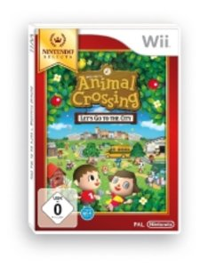 Animal Crossing - Lets go to the City (Nintendo Selects)