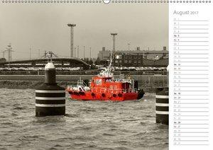 Emden - Seehafenstadt am Dollart (Wandkalender 2017 DIN A2 quer)