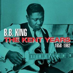 King, B: Kent Years 1958-62