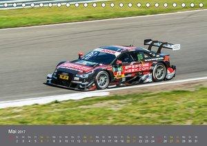 Audi Sports (Tischkalender 2017 DIN A5 quer)