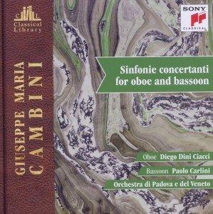 Sinfonien für Oboe und Fagott
