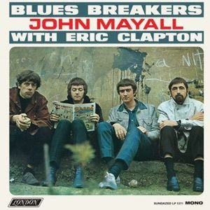Bluesbreakers With Eric Clapton 180 Gram MonoLP