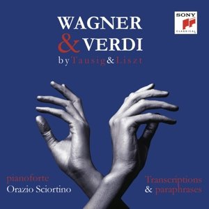 Wagner & Verdi-1813-2013-Piano transcriptions