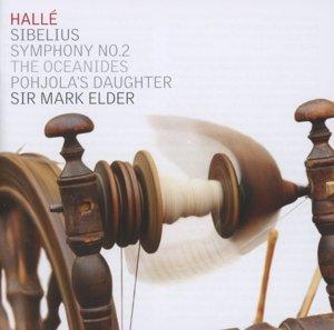 Sinfonie 2/Pohjola's Daugter/The Oceanides