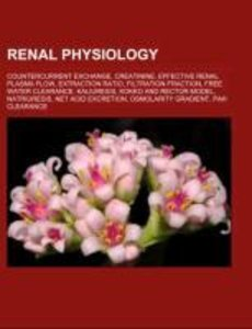 Renal physiology