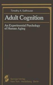 Adult Cognition
