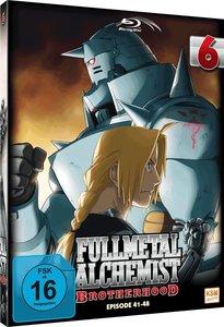 Fullmetal Alchemist: Brotherhood - Volume 6: Folge 41-48