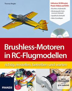 Brushless-Motoren in RC-Flugmodellen richtig einstellen, betreib