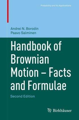 Handbook of Brownian Motion - zum Schließen ins Bild klicken