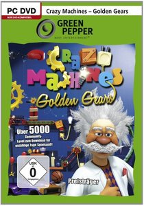 Green Pepper: Crazy Machines Golden Gears