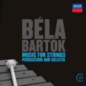 Music For String Persuccion And Celesta/+