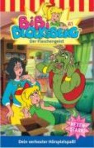 Bibi Blocksberg 061. Der Flaschengeist