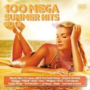 100 Mega Summer Hits 2012