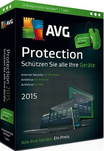 AVG Protection 2015 Winter-Edition