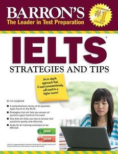Barron's IELTS Strategies and Tips with MP3-CD