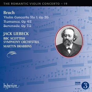 Romantic Violin Concerto Vol.19