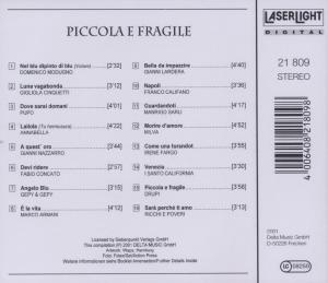 Piccola E Fragile