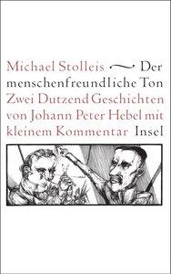 Stolleis, M: Menschenfreundl. Ton