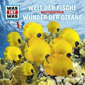 Was ist was Hörspiel-CD: Fische/ Meereskunde