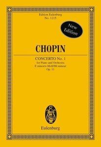 Concerto No. 1 e-Moll
