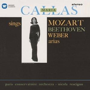 Callas Sings Mozart,Beethoven & Weber Arias(Rem