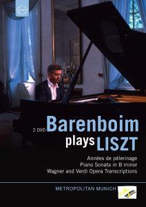 Barenboim Plays Liszt