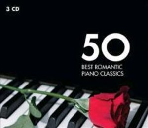 50 Best Romantic Piano Classics