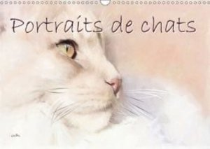 Portraits de chats (Calendrier mural 2015 DIN A3 horizontal)