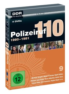 Polizeiruf 110 - Box 9: 1980 - 1981