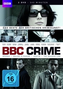 BBC Crime Box (2xDVD)