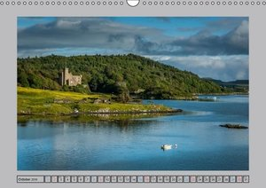 Stroll through the Isle of Skye (Wall Calendar 2016 DIN A3 Lands