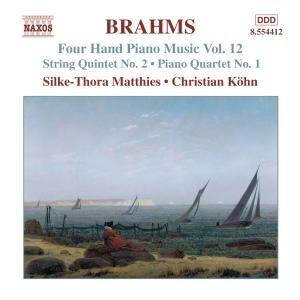 Vierhändige Klaviermusik Vol.12