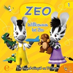 (1)Original Hörspiel z.TV-Serie-Willkommen Bei Zeo